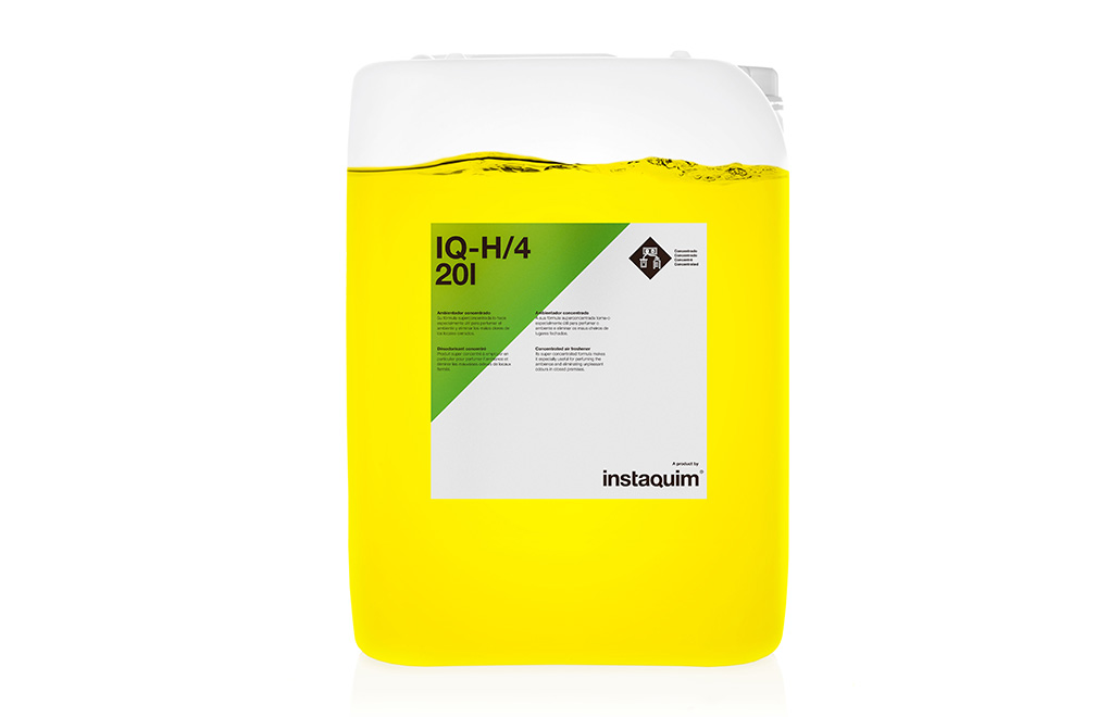 IQ-H/4, Concentrated air freshener