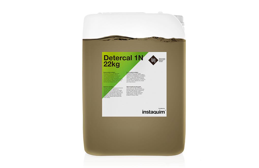 Detercal 1N, Desincrustante enérgico