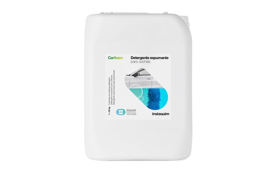 Carfoam, Detergente espumante para coches