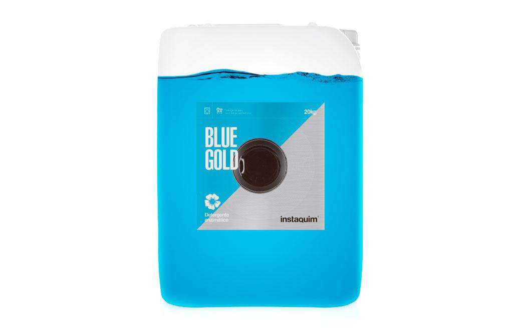 Bluegold, Detergente líquido lavanderia autoservicio