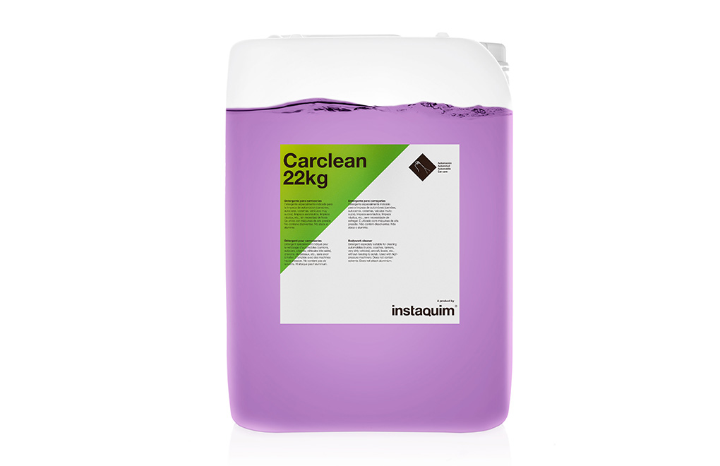 Carclean, Detergente para carrocerías
