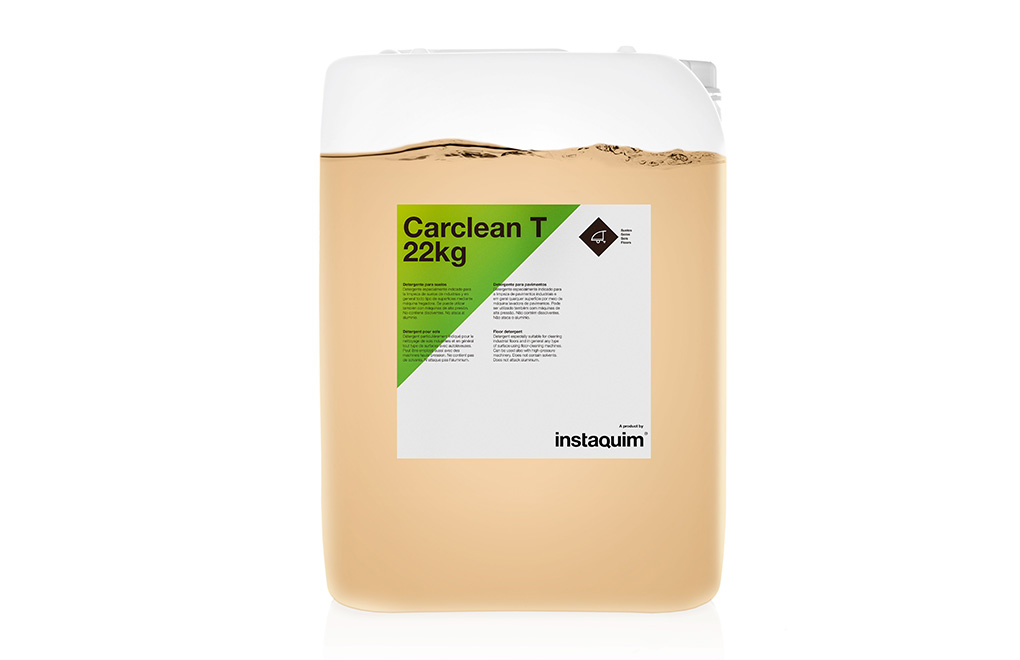 Carclean T, Detergente para suelos