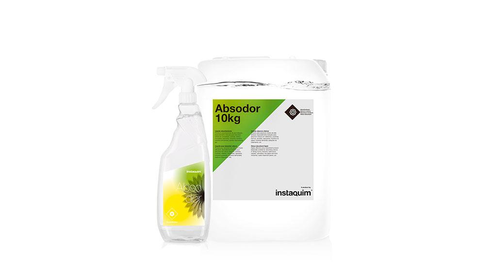 Absodor, Odour-absorbent liquid