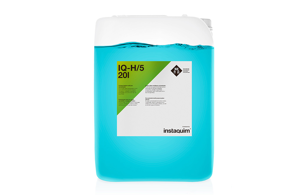 IQ-H/5, Concentrated multi-purpose glass cleaner