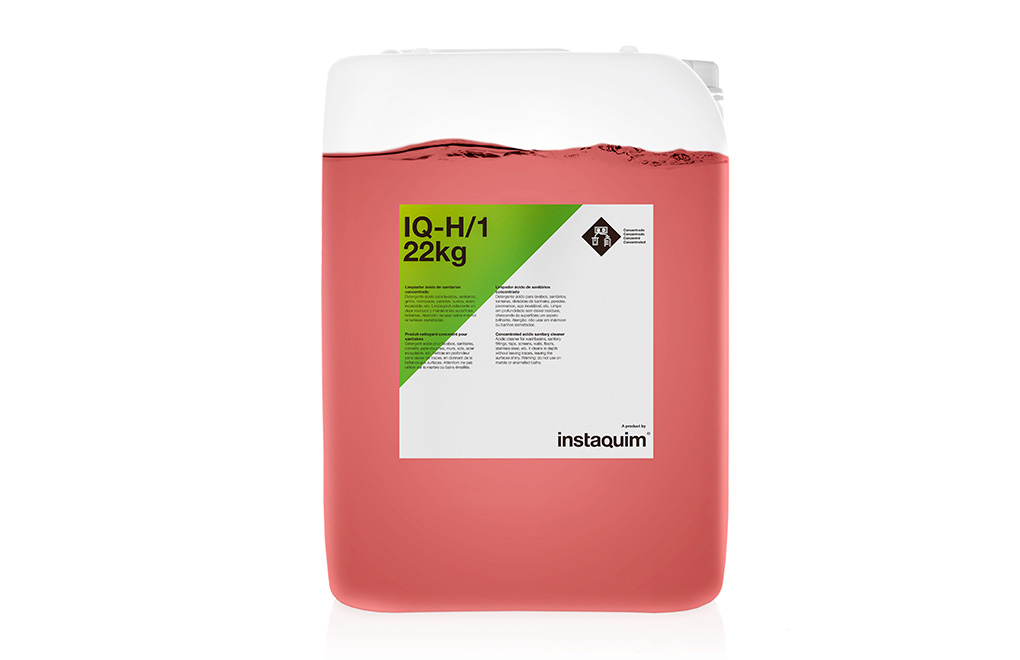 IQ-H/1, Concentrated acidic sanitary cleaner