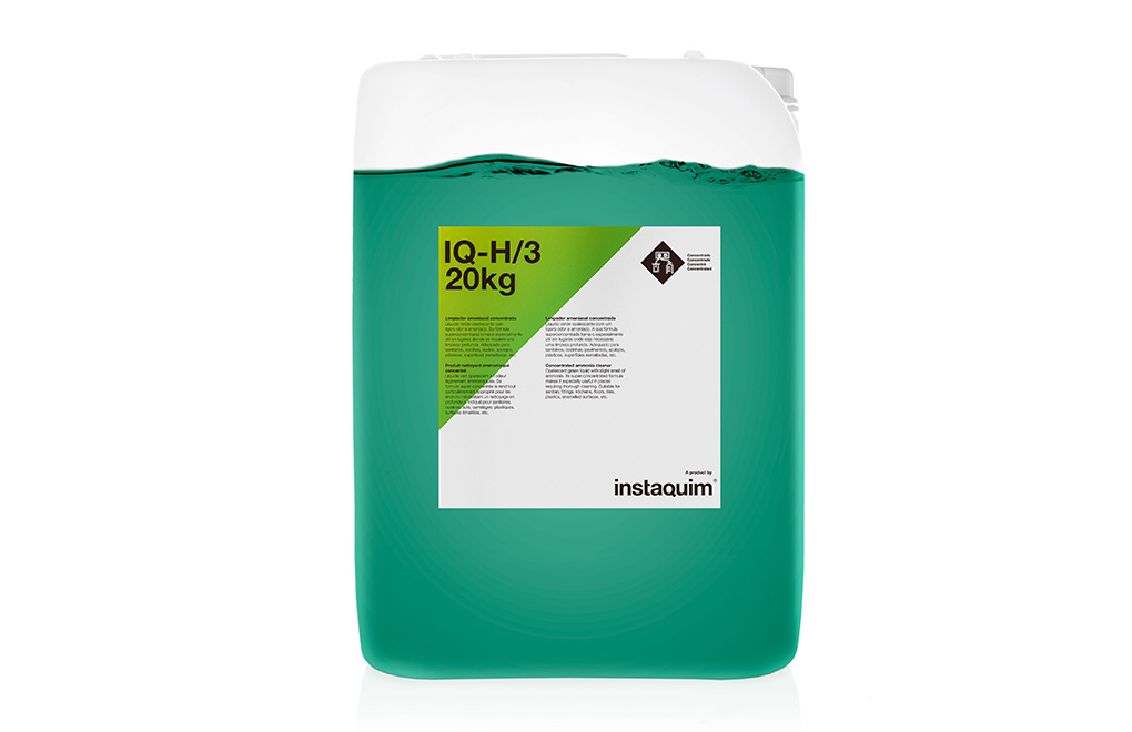 IQ-H/3, Concentrated ammonia cleaner