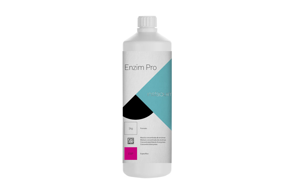 Enzim Pro, Mezcla concentrada de enzimas
