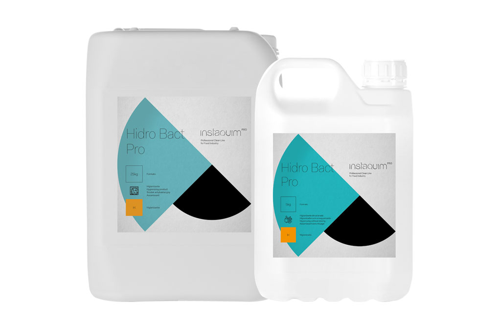 Hidro Bact Pro, Producto higienizante para manos sin aclarado
