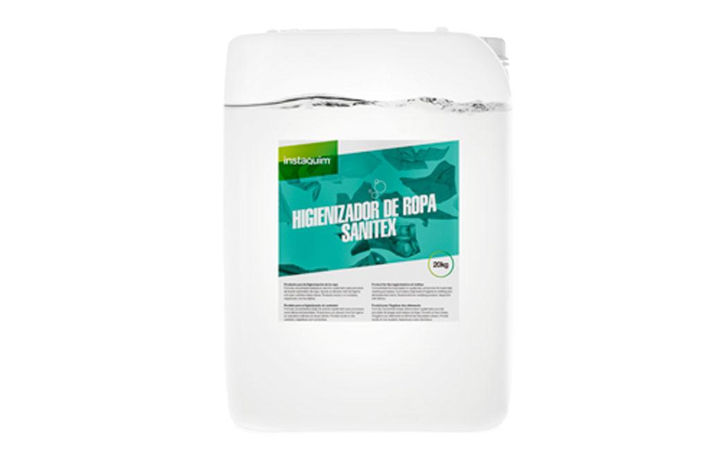 Sanitex, Producto para la higiene de la ropa