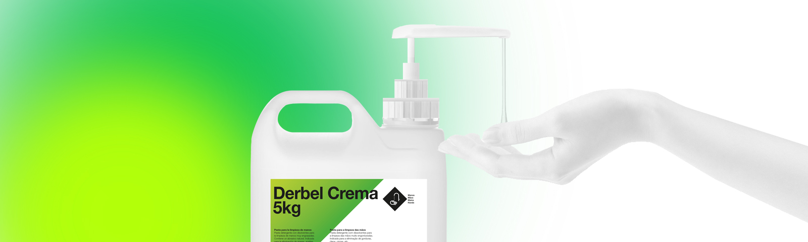 Derbel Crema con abrasivo natural